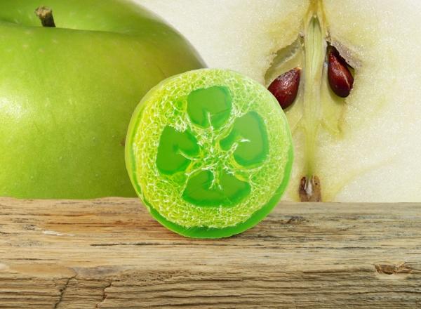 Stenders - mydło jabłkowe z trukwą
