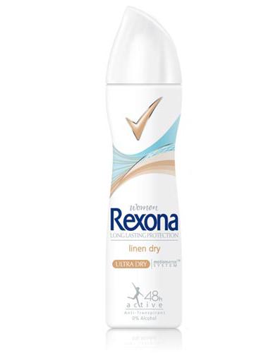 Linen Dry - antyperspirant w sprayu