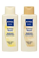 Nivea - Body - Summer Beauty - balsam do ciała ujędrniająco-brązujący do jasnej karnacji - Recenzja