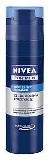 For Men - nawilżający żel do golenia