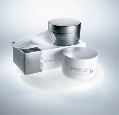 Just avon clinical 2 step facial peel described the