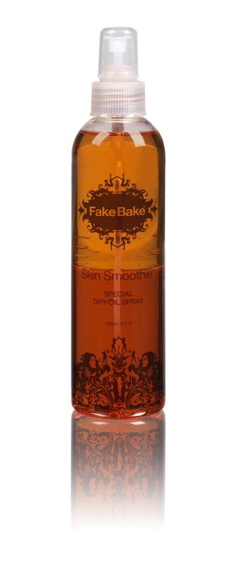 Skin Smoothie Oil - sucha oliwka do ciała