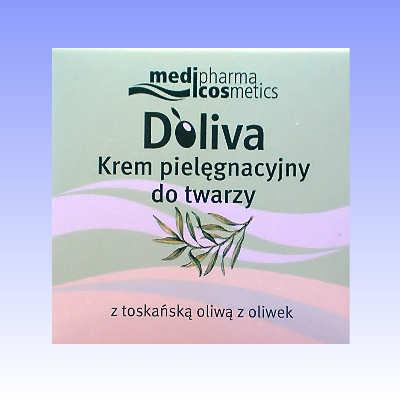 Doliva - krem pielęgnacyjny do twarzy z toskańską oliwą z oliwek