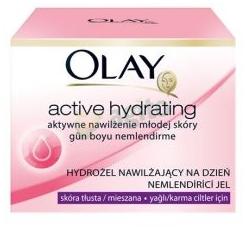 Active Hydrating - hydrożel nawilżający na dzień do skóry tłustej i mieszanej (nowa wersja)