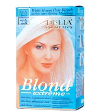 Blond extreme - Biała Henna - rozjaśniacz do włosów