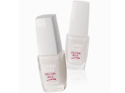 Calcium Milk - odżywka do paznokci z wapniem i proteinami mleka