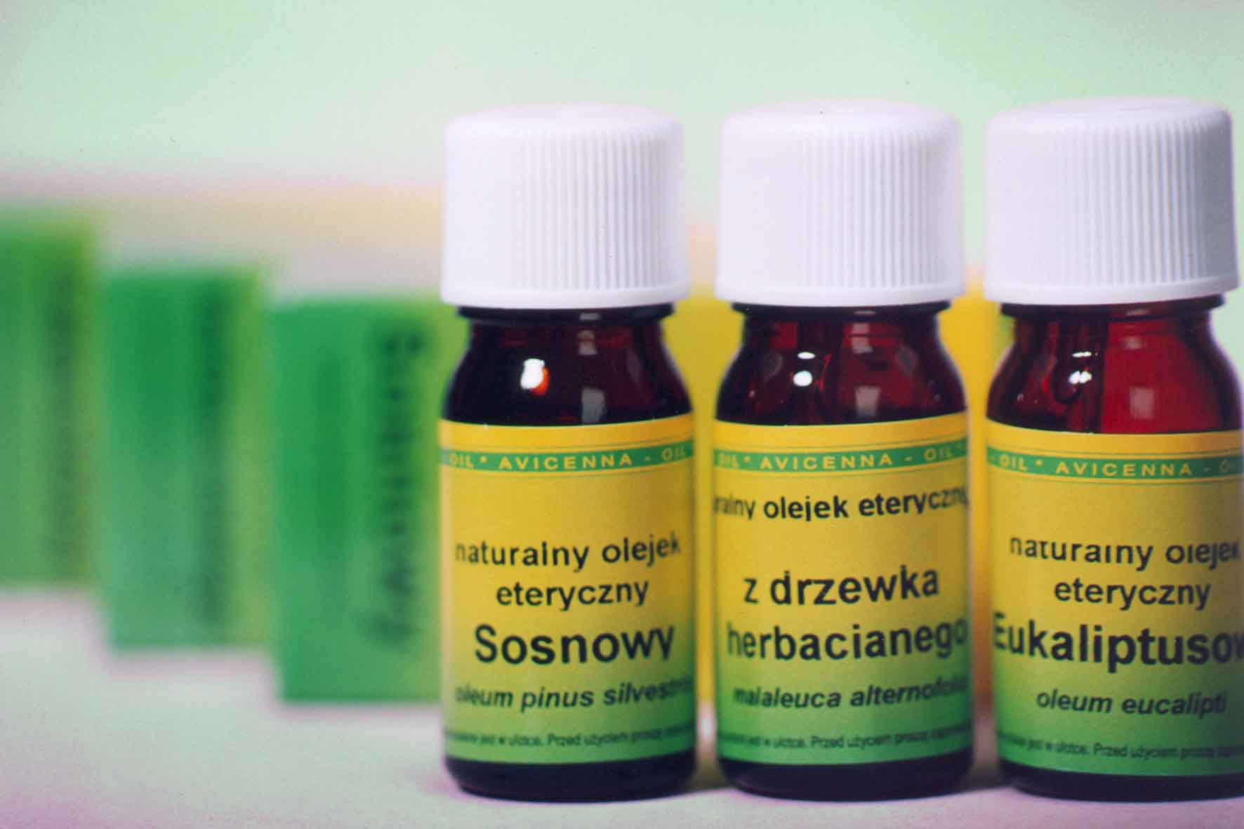 Olejek z drzewka herbacianego