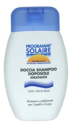 Doccia Shampoo - szampon chroniący przed wpływami słońca