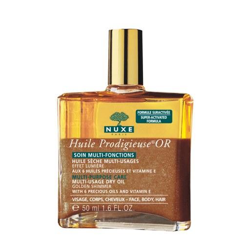 Huile Prodigieuse - suchy olejek do ciała i włosów