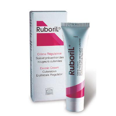 Ruboril - Krem pielęgnacyjny dla skóry ze skłonnością do rumienia