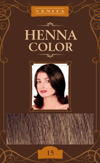 Henna Color