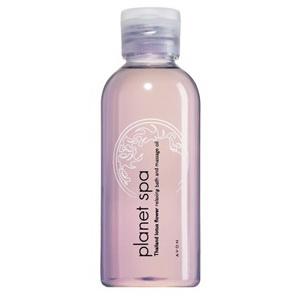 Planet Spa - Tajski Kwiat Lotosu - relaksujący olejek do kąpieli i masażu ciała