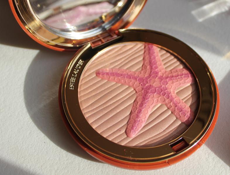Bronze Goddess Sea Star Bronzing Blush - brązujący róż