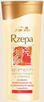 Rzepa - Szampon z odżywką - włosy przetłuszczające się ze skłonnością do wypadania i łupieżu